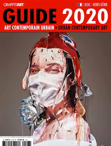 Le Guide de l'Art Contemporain Urbain - Urban Contemporary Art Guide